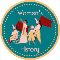 Women's History Seal Small
