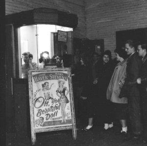 Greenbelt Theatre, 1949