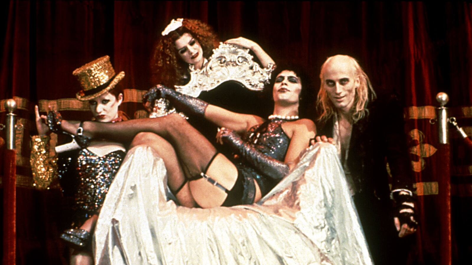 The Strange Journey Of Rocky Horror From Box Office Flop To Cult