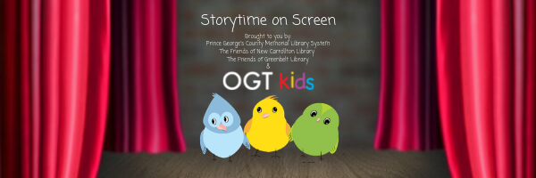 Storytime on Screen